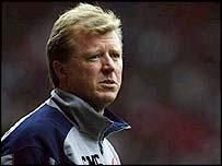 Middlesbrough boss Steve McClaren