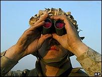 US marine near Falluja
