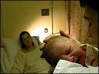 Newborn baby   BBC