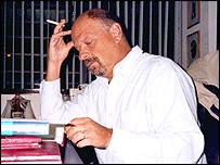 Dr. Pablo Carstens, kidnap negotiator