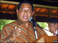 General Susilo Bambang Yudhoyono
