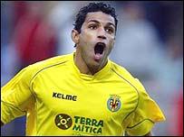 Sonny Anderson put Villarreal ahead after six minutes