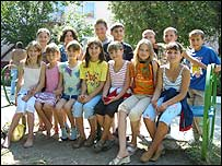 Pupils from School Number 19