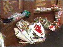 Hillsborough memorials