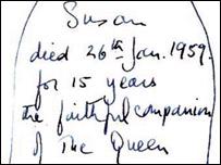 Queen's sketch