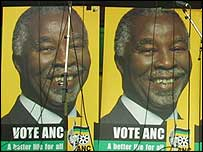 ANC campaign posters