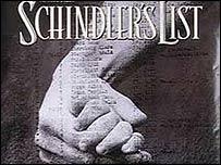 Steven Spielberg's World War II drama Schindler's List