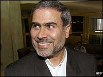 Senior Iranian Foreign Ministry official Hussein Sedeqi