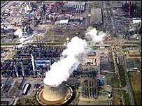 Teesside Chemical plants