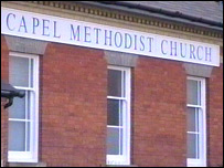 Capel St Mary Methodist Church