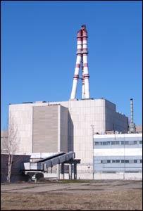 Ignalina nuclear reactor