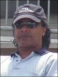 Former Ghana coach Mariano Barreto