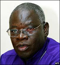 Archbishop Peter Akinola