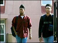 French Sikh students