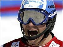 Austria's Rainer Schoenfelder