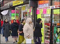 South Asian shops in New York