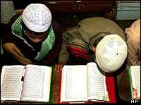 Islamic madrassa