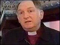 Rev Bev Morgan