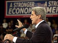 Kerry in Greensboro, North Carolina