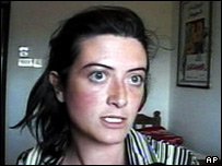 Italian hostage Simona Pari