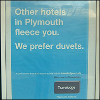 The Travelodge poster