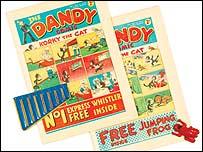 Image: Comic Book Postal Auctions/DC Thompson