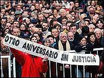 Conmemoraciones en el d�cimo aniversario del atentado contra la AMIA