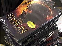 The Passion of the Christ DVDs