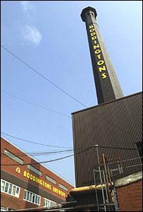 Boddingtons Brewery, Manchester