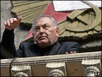 President of North Ossetia Alexander Dzasokhov