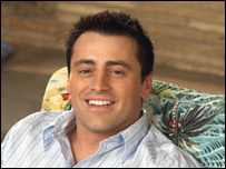 Matt LeBlanc as Joey