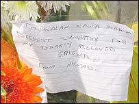 Tribute to Kalan Kawa Karim