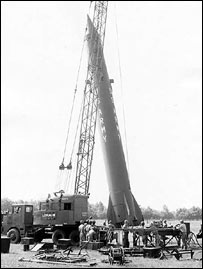 Redstone rocket (US Army Aviation and Missile Command)