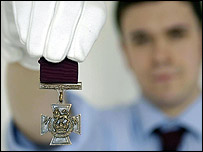 Mr Jackson's Victoria Cross