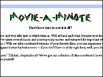 Movie-A-Minute
