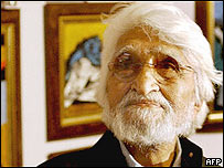 MF Husain