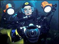 Diver Paul Kay