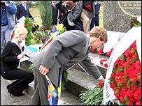 British memorial