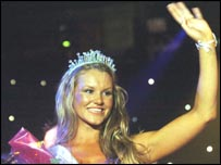 Miss Wales 2004, Amy Guy