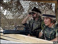 Spanish troops in Iraq
