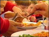 School dinners - generic
