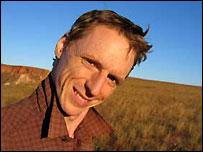 London-based anthropologist Luke Freeman