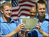 Mark Knowles and Daniel Nestor