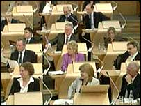 MSPs in chamber