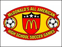 McDonald's All American High School Soccer Games