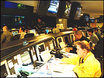 MCI control room