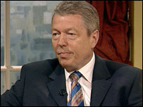 Alan Johnson, MP