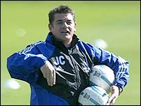 Former Newcastle coach John Carver