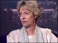 Patricia Hewitt, MP