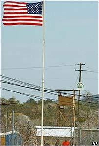 Base de Guantánamo, Cuba.